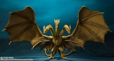 Godzilla King of Monsters Ghidorah 2019 S.H.Monsterarts Figure Bandai PRE ORDER