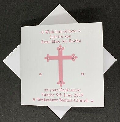 Personalised First Holy Communion , Confirmation , Naming Day , Christening Day