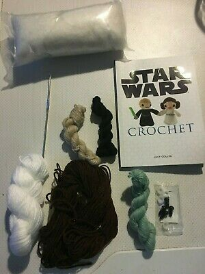 starwars crochet kit new free post (l)