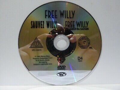 Free Willy - DISC ONLY