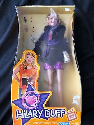 "Hilary Duff 12"" Movie Star Doll Freepost (t)"