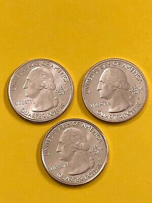 Quarter 2019 Pds American Memorial Park Uncirculated Free Shipping