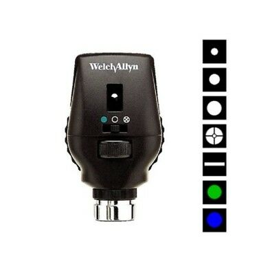 Welch Allyn 3.5V Coaxial Ophthalmoscope 11720 New, Factory Sealed