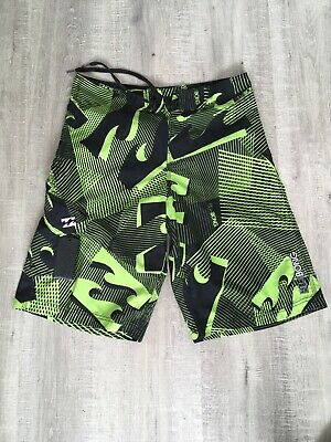 b02938e26c BILLABONG FORTRESS BOARD Shorts Brand New in Black in Sizes 30 ...