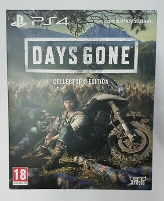Days Gone Collector's Edition PS4 Versione italiana - NUOVO - NEW