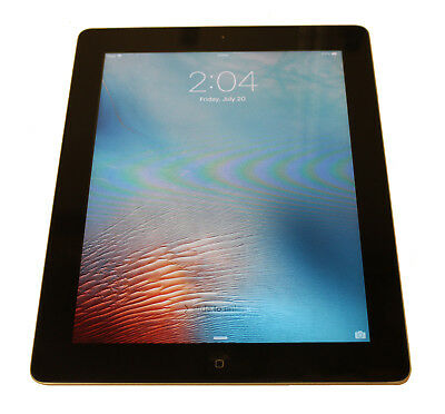 Apple iPad 2 2nd Gen 16GB Wi-Fi 9.7in Model A1395 GOOD CONDITION