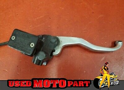 2011 Tomos Streetmate Front Brake Caliper Master Cylinder W// Lever