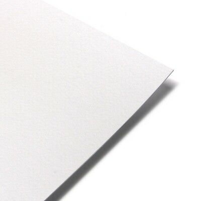 2 Sided *CARD* Pearlescent A4 Centura Pearl Shimmer Craft CARD Fresh White SALE