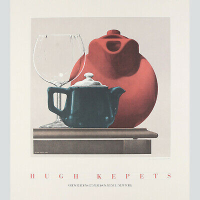 Hugh Kepets - Syracuse - Orion Editions New York 1983