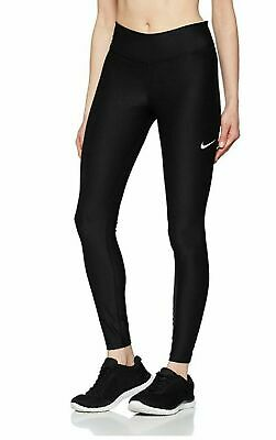 d9ce2425ee0443 Nike Women's Power Victory Training Tights 933802 010 Black Size Large