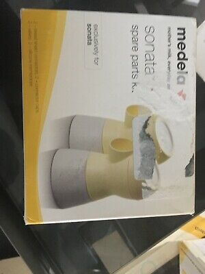 SEALED Medela Sonata™ Electric Breast Pump Spare Parts Kit