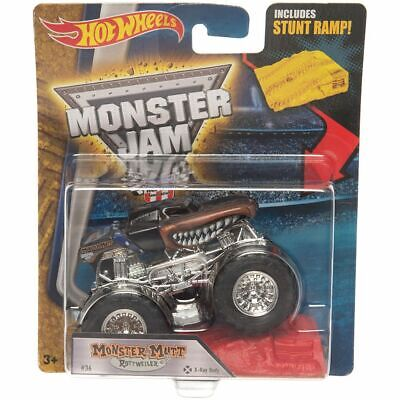 New Hot Wheels Hot Wheels - 1:64 Monster Jam Assorted-M21572 By OZSALE