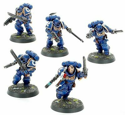 Warhammer Primaris Space Marines Librarian in Phobos Armour Shadowspear -NoS-