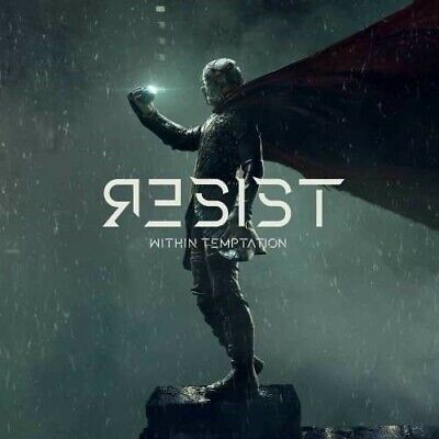 Resist - Within Temptation (2019, CD NEUF)
