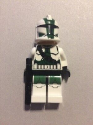 LEGO Star Wars Commander Gree minfigure in EUC multiples available 9491 minifig