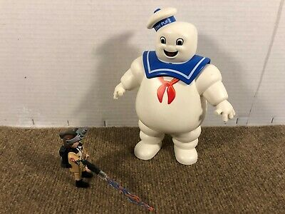 Playmobil Ghostbusters Stay Puft Marshmallow Man & Ray Stantz Figure