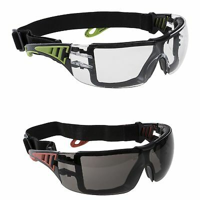 Protection Glasses Safety Incl Headband Dust Work Goggles Sports New