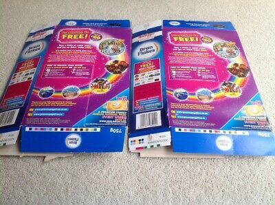 2 x Kelloggs Free Adult Entry 2 for 1 Merlin vouchers.   SUITABLE FOR USE ONLINE