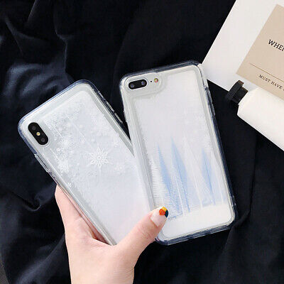 Shockproof Quicksand Soft Silicone Case For Apple iPhone XS Max XR X 8 7 6s Plus