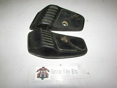 Honda 100 Lead Pair of Foot Rest Pads Stock No BBB 10608