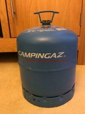 Genuine Campingaz 907 Gas Cylinder FULL Bottle tank  Butane camping calor gaz