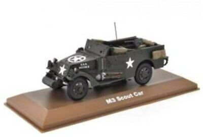 Atlas Editions 1:43 US Army White M3 Scout Car, #ATL269020