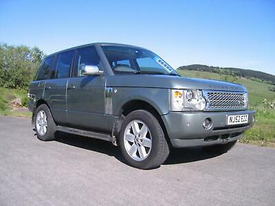 Land Rover Range Rover 3.0 Td6 Automatic 2002 Vogue Green