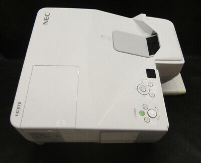 NEC NP-UM280XG Short Throw Projector - Good Image - Lamp 3574 hrs (62% Used)