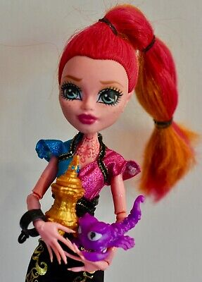 Monster High GIGI GRANT 13 WISHES 1st Wave GENIE Doll Outfit Pet Bottle