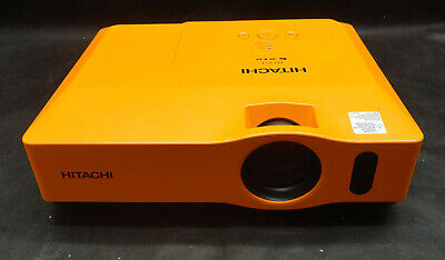Hitachi ED-X31 VGA / XGA 3LCD Projector - Projects Image - Lamp 7123 hrs