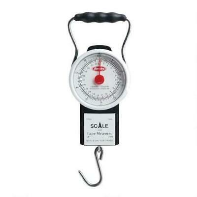 Berkley Portable Dial Scale 50lb with Tape Measure #BTFST50 1318357