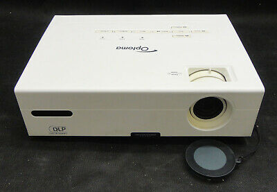 Optoma EX530 VGA / USB / S-Video DLP Projector - Good Image - Lamp 263 hrs