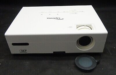 Optoma EX530 VGA / USB / S-Video DLP Projector - Good Image - Lamp 22 hrs