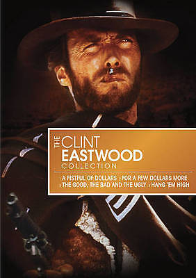 The Clint Eastwood Star Collection (Fistful of Dollars / For A Few Dollars More