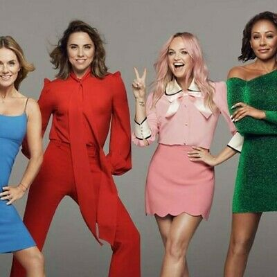 Spice Girl Tickets 3 x seated Saturday 15th June I have the actual tickets.