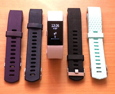 FITBIT CHARGE 2 Activity Tracker With  Generic Large Strap