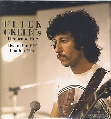 Peter Green's Fleetwood Mac : Live at the BBC London 1968 VINYL LP