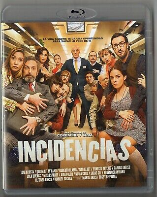 Incidencias Blu Ray + Dvd Donchollo