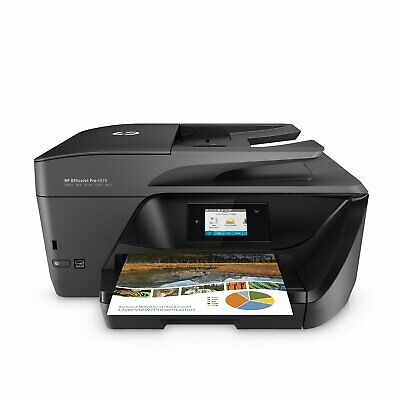 HP OfficeJet Pro 6978 All-in-one Wireless Printer - Mobile Printing