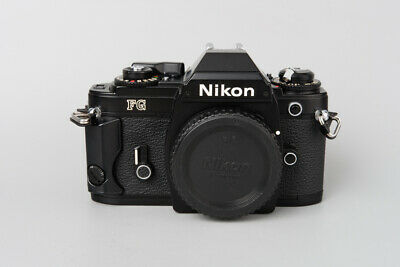 Nikon FG 35mm SLR Film Camera Body Only