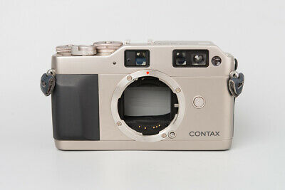 Contax G1 Green Label 35mm Rangefinder Film Camera Body Only