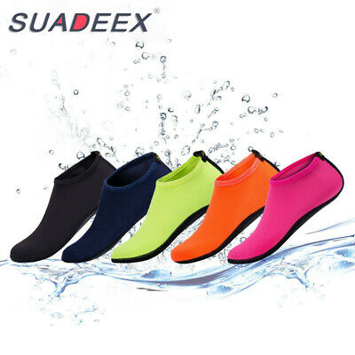 Mens Water Aqua Shoes Quick Dry Yoga Swim Surf Beach Skin Wetsuit Exercise Socks