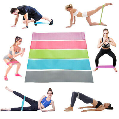 Resistance Hip Circle Band Booty Exercise Glute Peach Glute Loop Band Non-Slip