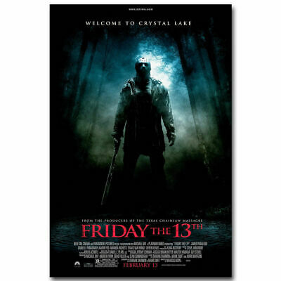 11123 FRIDAY THE 13TH PART VII THE NEW BLOOD Movie WALL PRINT POSTER FR