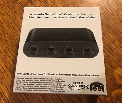 Nintendo Switch GameCube Adapter Smash Ultimate Edition Same Day Dispatch!!.!...