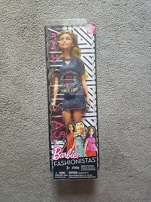 Barbie Fashion and Beauty Fashionistas Doll-Ombre Hair, Glitter Boots NUMBER 87