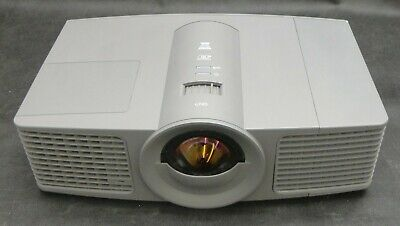 Smart UF65 DLP 3D Ready Smart Board Projector - Good Condition - Lamp 1875 Hours
