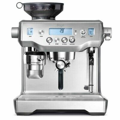 SAGE  The Oracle SES980BSS  Espressomaschine   Sage Appliances