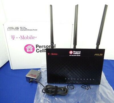 ASUS WIRELESS INTERNET Router / Repeater / Extender WiFi N +