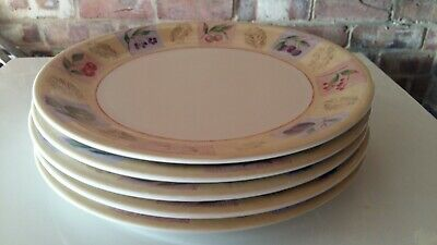 Marks and Spencer Wild Fruits 5 Dinner Plates